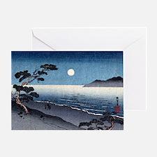 Cool Japan Greeting Card