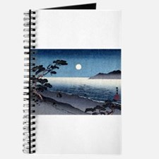 Funny Japanese woodblock Journal