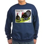 Turkey Day Sweatshirt (dark)