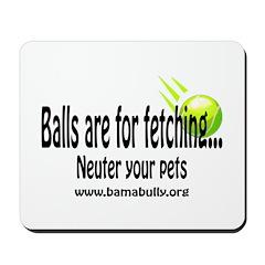 Go Fetch Mousepad