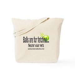 Go Fetch Tote Bag