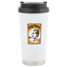 Fusty Scholar Tobacco Travel Mug
