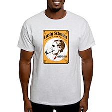 Fusty Scholar Tobacco T-Shirt
