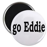 """go Eddie 2.25"""" Magnet (100 pack)"""