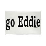 go Eddie Rectangle Magnet (10 pack)