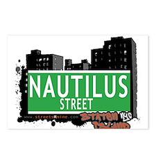 NAUTILUS STREET, STATEN ISLAND, NYC Postcards (Pac