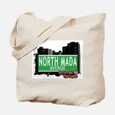NORTH MADA AVENUE, STATEN ISLAND, NYC Tote Bag