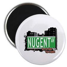 NUGENT AVENUE, STATEN ISLAND, NYC Magnet