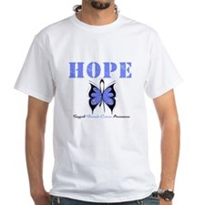 HopeButterfly StomachCancer Shirt