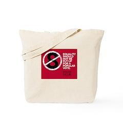 Overturn 8 Tote Bag