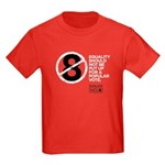 Kids' Overturn 8 Equality Shirt