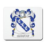 Gibwyn Coat of Arms Mousepad