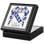 Gibwyn Coat of Arms Keepsake Box