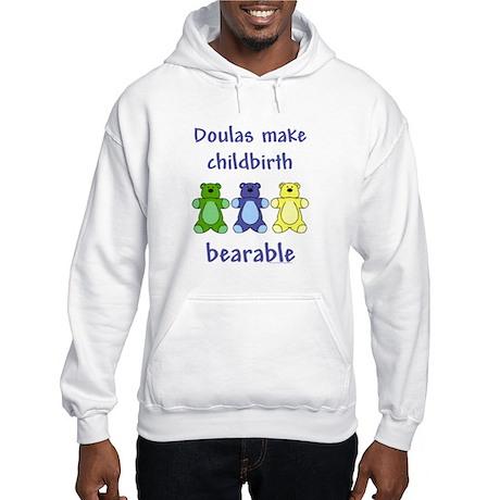 Doulas / Bearable Hooded Sweatshirt