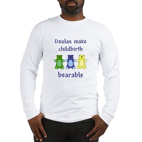 Doulas / Bearable Long Sleeve T-Shirt