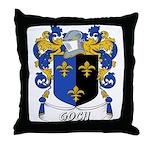 Goch Coat of Arms Throw Pillow