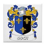 Goch Coat of Arms Tile Coaster