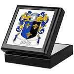 Goch Coat of Arms Keepsake Box