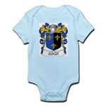 Goch Coat of Arms Infant Creeper
