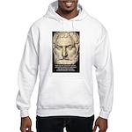 Greek Philosophy: Thales Hooded Sweatshirt