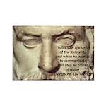Greek Philosophy: Thales Rectangle Magnet (10 pack