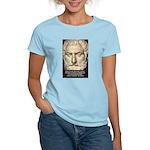 Greek Philosophy: Thales Women's Pink T-Shirt
