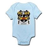 Goghe Coat of Arms Infant Creeper