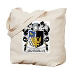 Goodman Coat of Arms Tote Bag