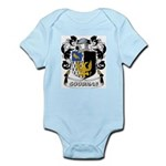 Goodman Coat of Arms Infant Creeper