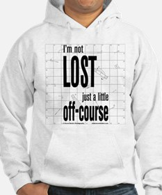 Off-Course Map Hoodie