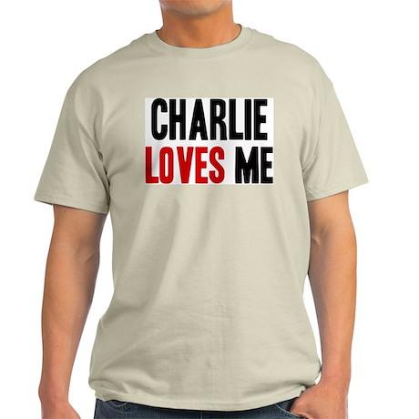 Charlize loves me Light T-Shirt