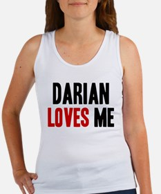 Darian loves me Women's Tank Top