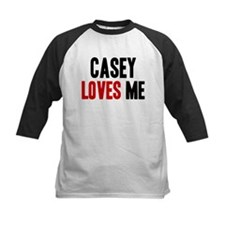 Casey loves me Tee