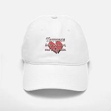 Terrance broke my heart and I hate him Baseball Baseball Cap