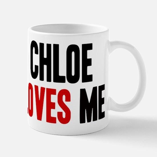 Chloe loves me Mug