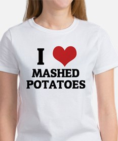 I Love Mashed Potatoes Tee
