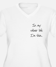 Other Life Diet Humor T-Shirt