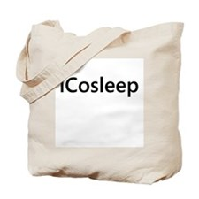 iCosleep Tote Bag