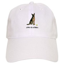 German Shepherd Life Baseball Cap