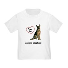 German Shepherd Lover T