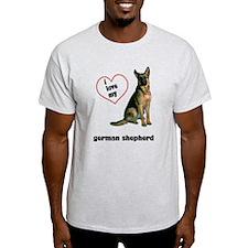 German Shepherd Lover T-Shirt