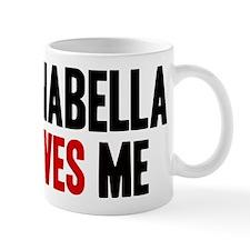 Annabella loves me Mug