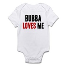 Bubba loves me Infant Bodysuit