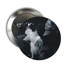 Japanese Chin Photograph Button