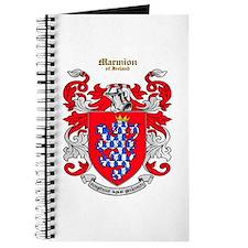 Marmion Coat of Arms Journal