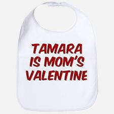 Tamaras is moms valentine Bib