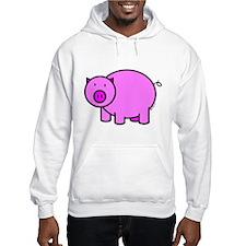 pig full-side Hoodie