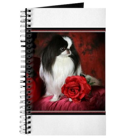 Japanese Chin & Rose Journal