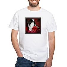 Japanese Chin & Rose Shirt