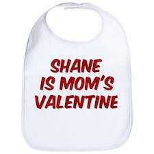 Shanes is moms valentine Bib